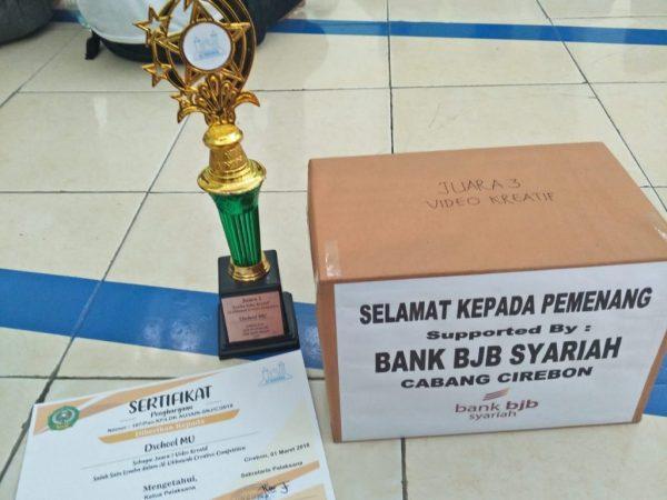 Prestasi SMK Manba'ul 'Ulum di Bulan Maret 2019 (2)