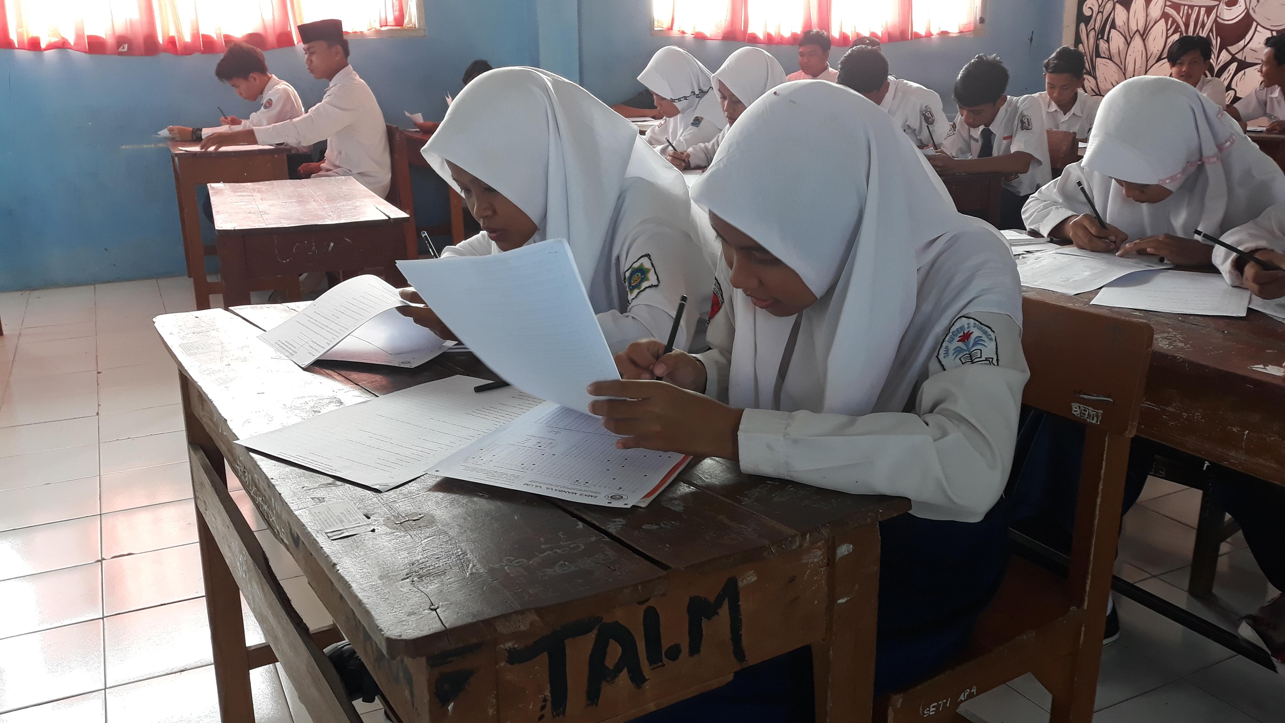 Hasil Tes Seleksi Masuk Gelombang 2 SMK MU TP 2019/2020