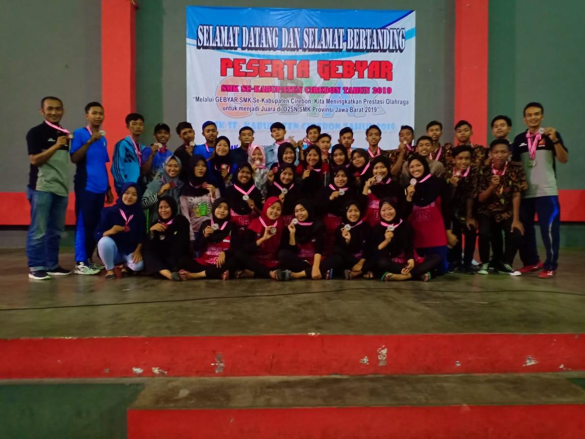 Hasil Gebyar O2SN SMK Manba'ul 'Ulum se-Kabupaten Cirebon